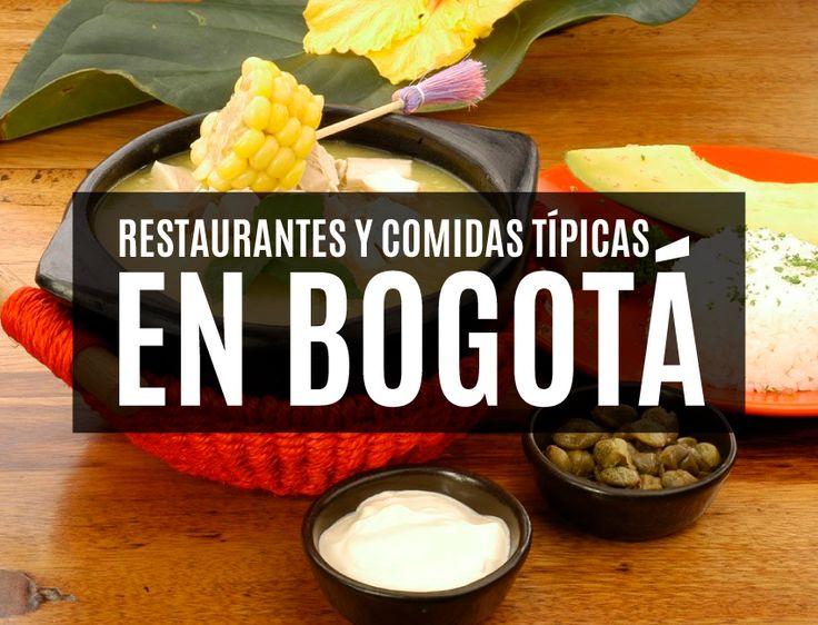 ¿De visita en Bogotá? Conoce algunos de los restaurantes que se destacan en la ciudad