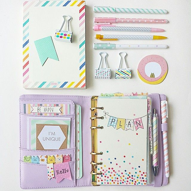 Beautiful planner! Just look at it!