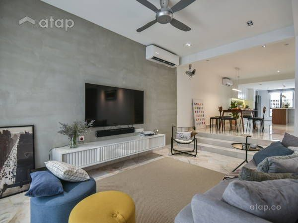A Hope Filled Home Interior Design Renovation Ideas Photos And Price In Malaysia Atap Co In 2021 Interior Design House Interior Home Interior Design