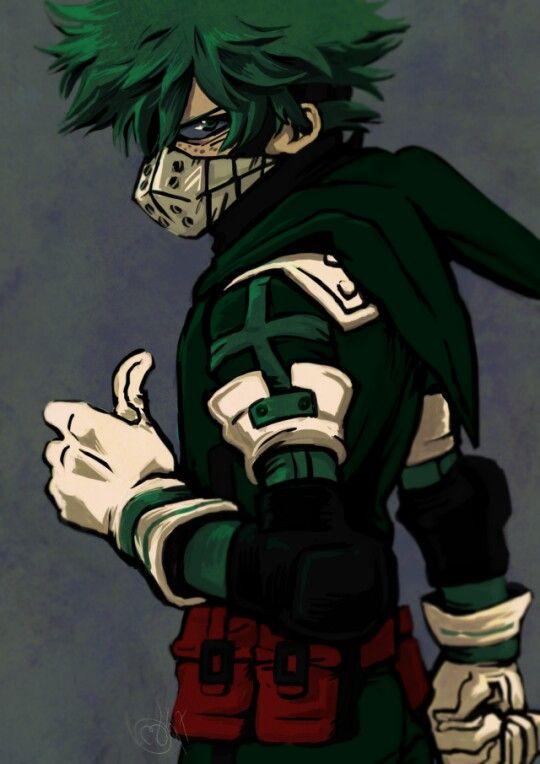 Boku no Hero Academia    Villain Deku    #bnha #mha #villaindeku