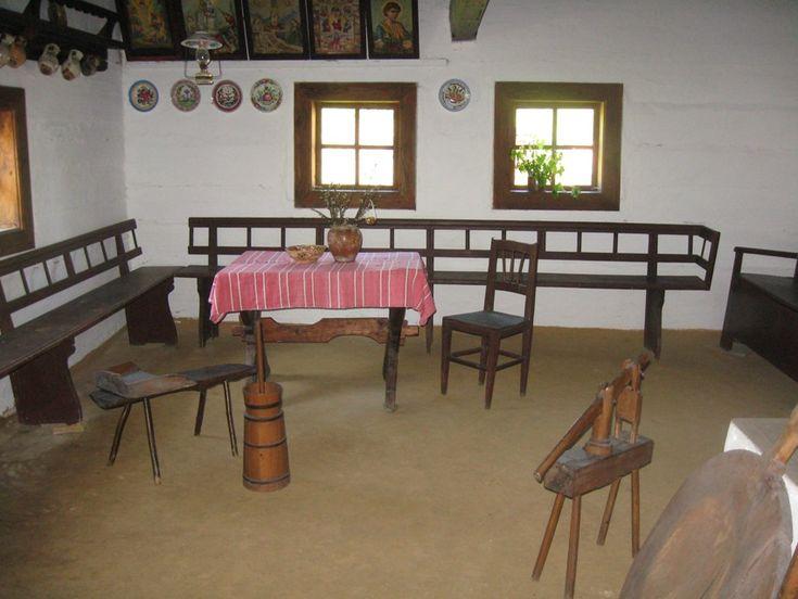 Traditional Slovak House, Bardejov Spa, Slovakia