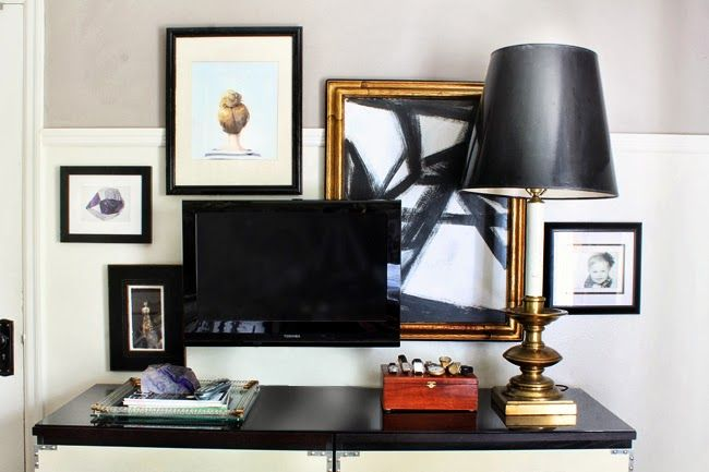 17 best ideas about wall behind tv on pinterest mounted for Decor 07834