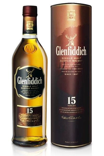 whisky 18 year is better, but this ain't too bad.  ;-)