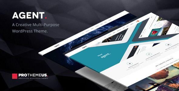 Agent | A Creative Multi-Purpose WordPress Theme