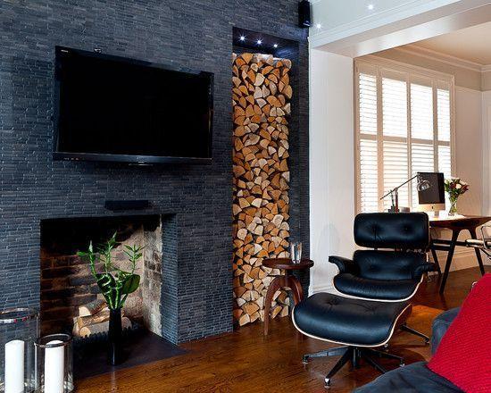 Die besten 25+ Stacking firewood Ideen auf Pinterest Landeskunst - brennholz lagern ideen wohnzimmer garten
