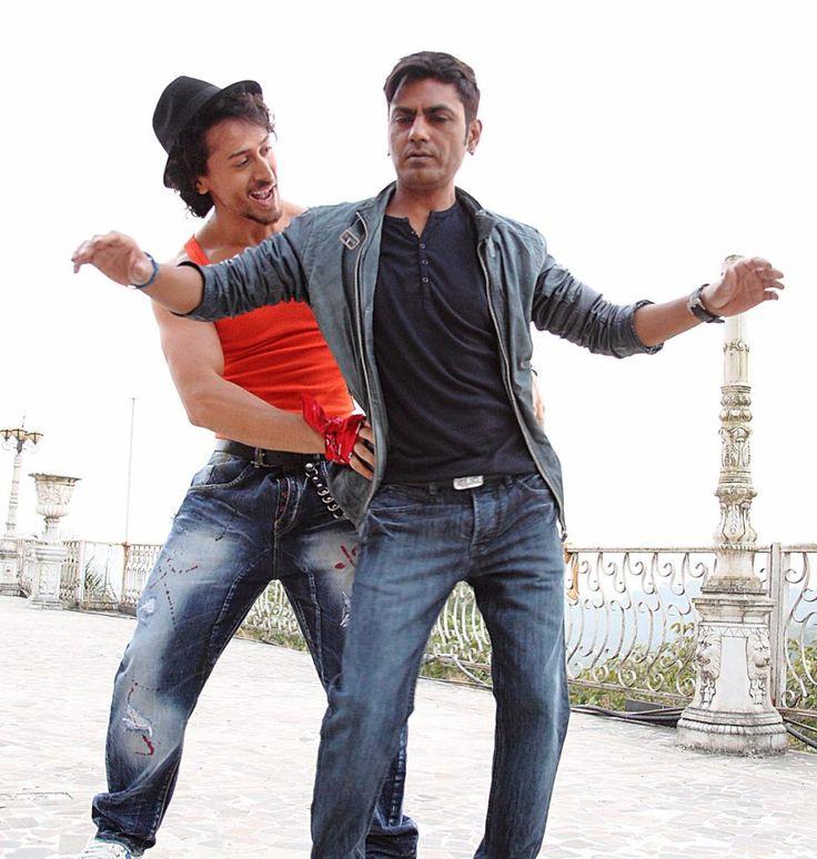 Tiger Shroff turns dance guru for Nawazuddin Siddiqui in Munna Michael