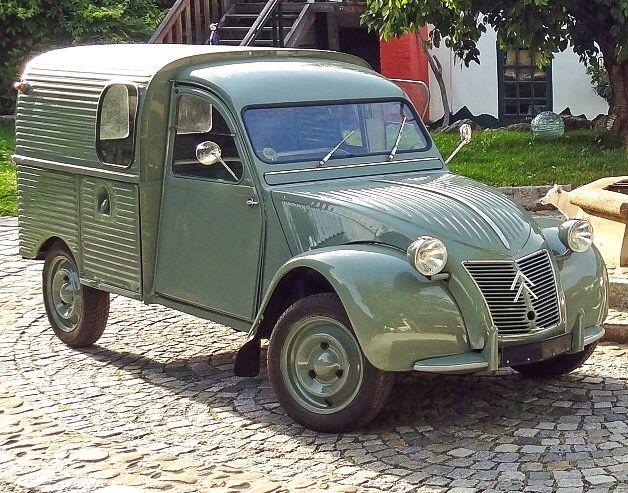2cv Azu 1960 2cv Citroen 2cv Psa Peugeot Citroen