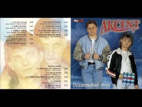 Akcent - Oczarowałaś Mnie (1997) - YouTube