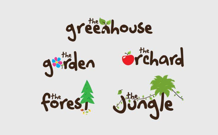 Logo design for children's church ministry