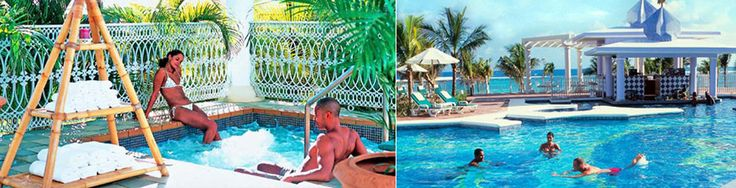 Jamaica Montego Bay area - RIU Ochos Rio. Expedia is $1,244/per person for 2 peeps, including air fare, etc. 24 hour all inclusive.