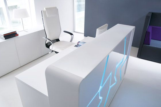 Reception desks   Entrance-Reception   Arctic Summer   MDD. Check it out on Architonic