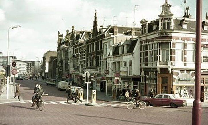 Leidseweg Utrecht (jaartal: 1960 tot 1970) - Foto's SERC