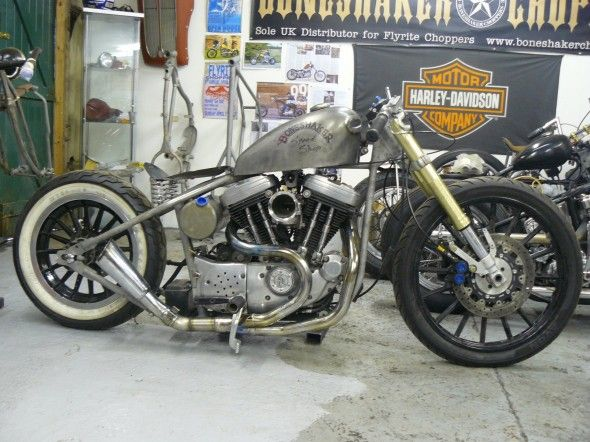 Boneshakers Speed Shop Bobber