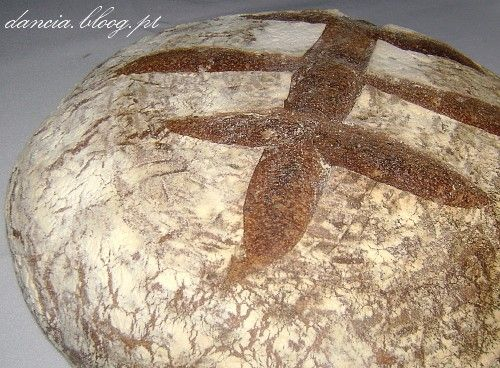 Wiejski chleb - bochen