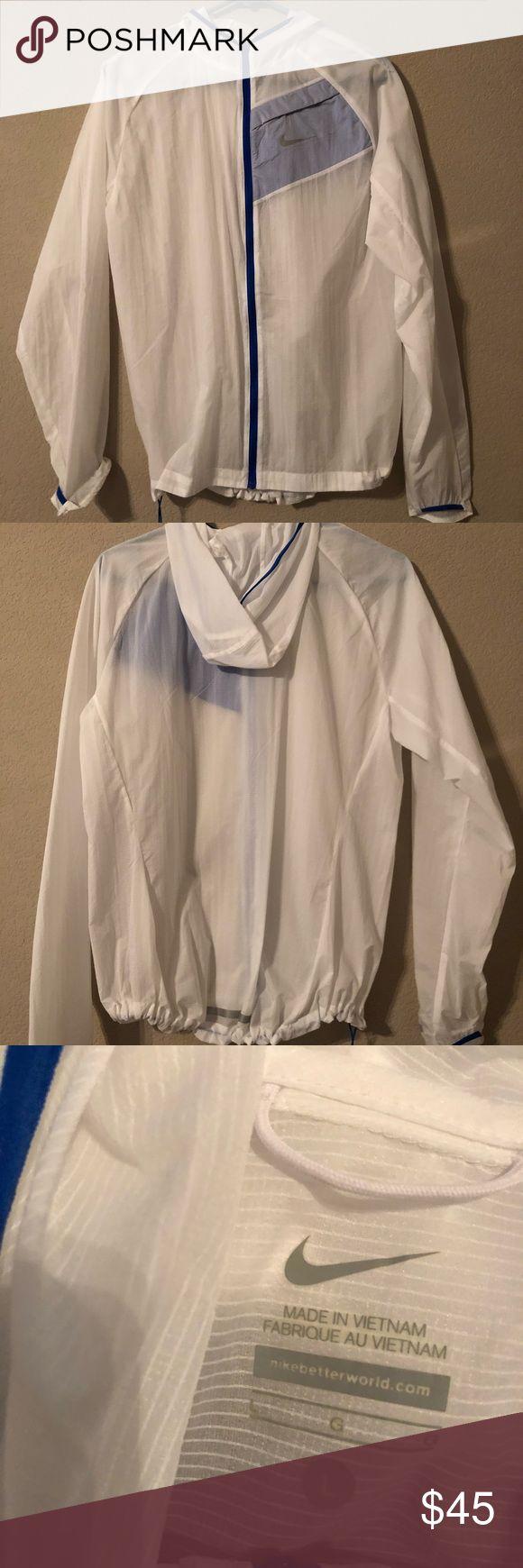 Women's NIKE Windrunner Never worn- NWOT Slightly see through Nike Jackets & Coats Utility Jackets