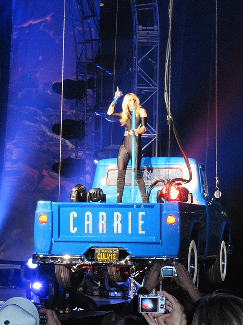 My Photography: Carrie Underwood's 2010 Play On Tour in East Lansing, MI.