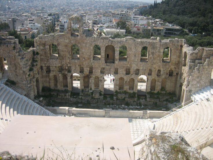Greece, Theatre, Antique