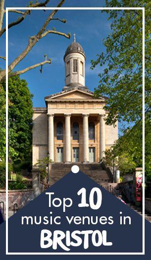 Top 10 music venues in Bristol, UK