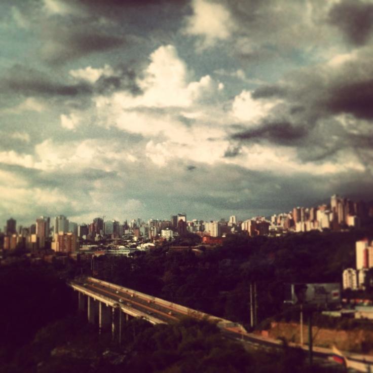 Bucaramanga city