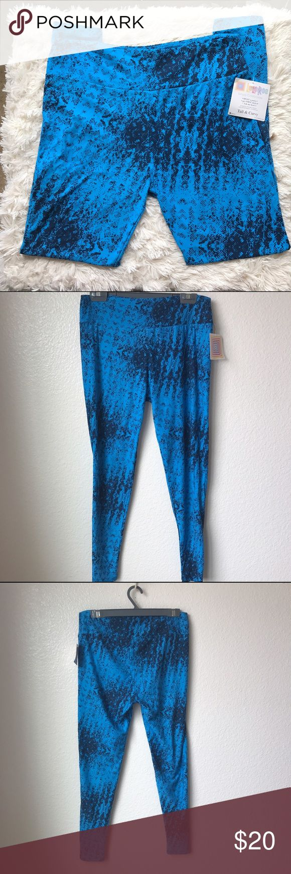 NWT• Lulu   Roe • tall and curvy • leggings Lula Roe tall and curvy leggings . Pants Leggings