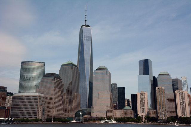 What is Being Built at Ground Zero?: 1 World Trade Center (Freedom Tower)