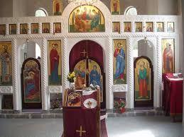 Výsledok vyhľadávania obrázkov pre dopyt ikonostas u pravoslavnoj crkvi