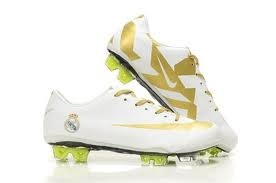 Superfly III FG Newest Real Madrid Gold White - by kimozxkimoz