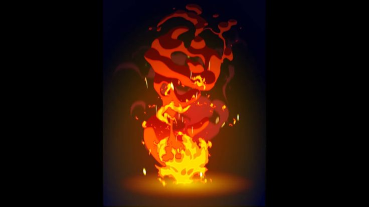 2D animation FX By Ivan Boyko