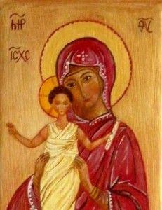 Matka Boża z Jezuskiem