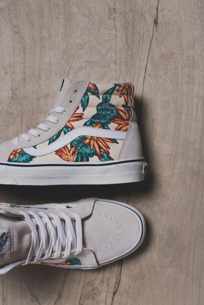 Vintage Aloha #vans #sneakers