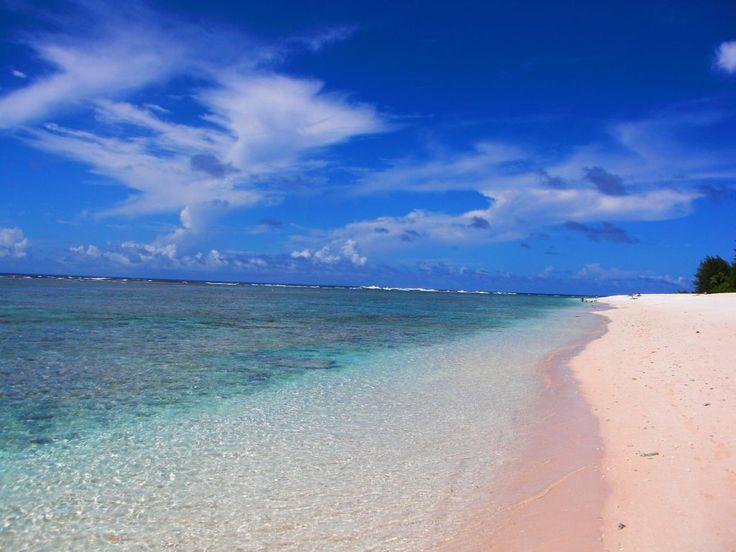 グアム リティディアンビーチ