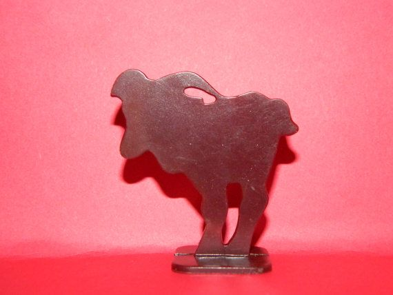 Hey, I found this really awesome Etsy listing at https://www.etsy.com/listing/179566355/vintage-1950s-dark-brown-goat-game-piece
