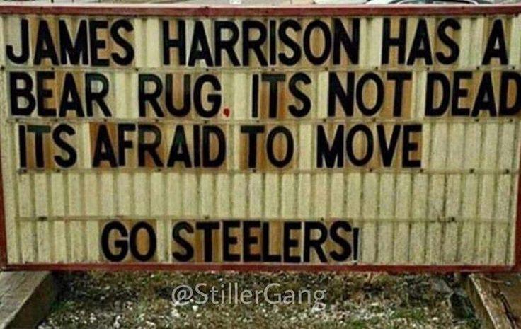 True story! ✋ @jhharrison92 #BBSG #StillerGang #Steelers #nfl #afc…