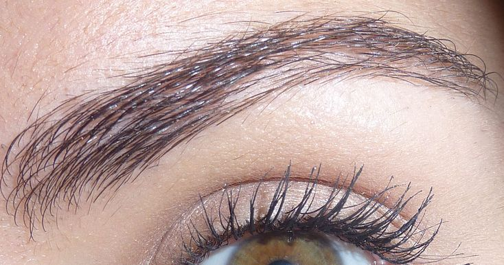 Tips for growing out eyebrows