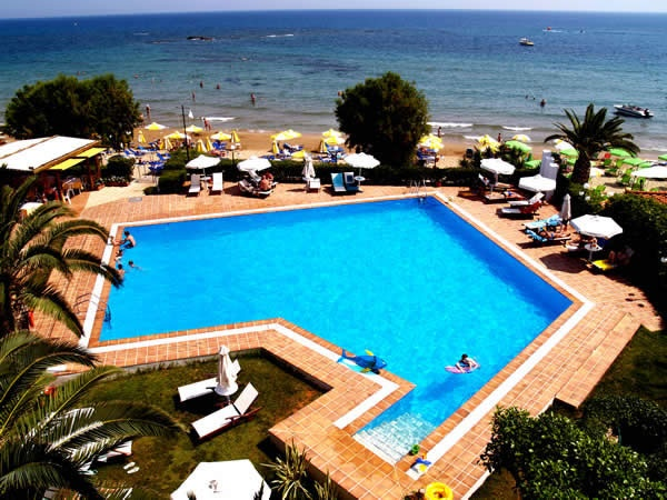 Excellent 3 Star Hotel for sale, comprising of 80 guestrooms - 180 Beds, and with a frequently visited beach tavern - directly at the sandy beach for 50m, in the most touristic area of the amazing island of Crete...