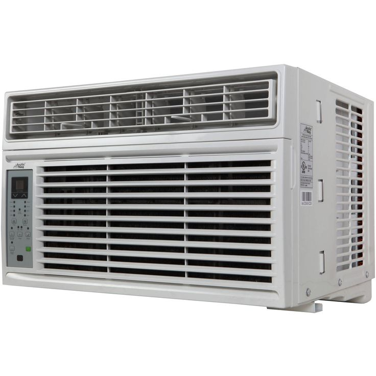Comfort-Aire REG-253M 25,000 BTU Window Air Conditioner & Heater - Walmart.com