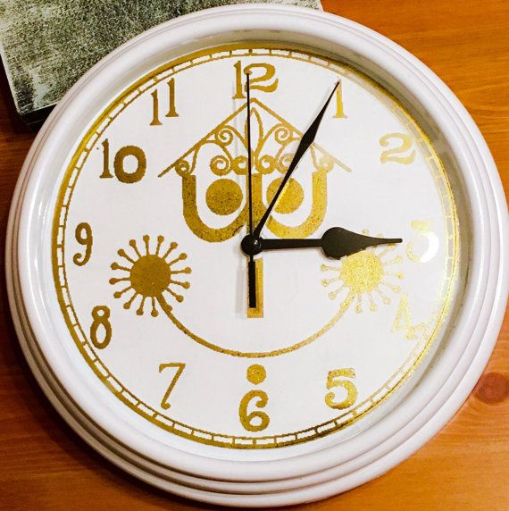Best 25 disney gift ideas on pinterest disney princess for Small clocks for crafts
