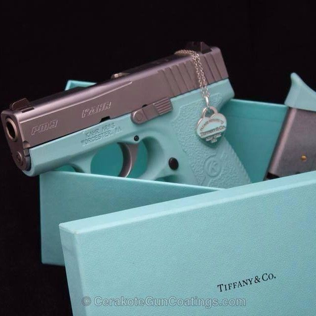 Oh my sweet baby jesus! I'll take just the gun please...okay and the tiffanys!