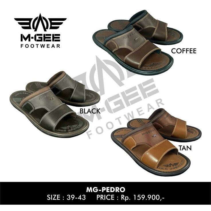 M-GEE Footwear MG-PEDRO