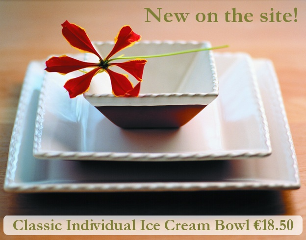 We have just added Classic Individual Ice Cream Bowls to stephenpearce.com. So so good full of your favourite sweet treat!
