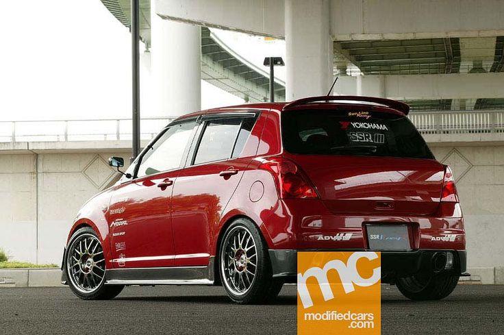 Modified Suzuki Swift 2010 Picture 2