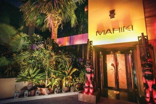 Venue – Mahiki Dubai