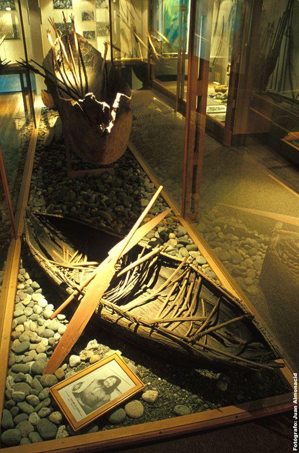 Muestra del Museo Salesiano de Punta Arenas