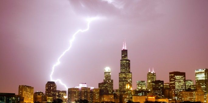 Preparing for Chicago Storms: Stationary vs. Portable Generators