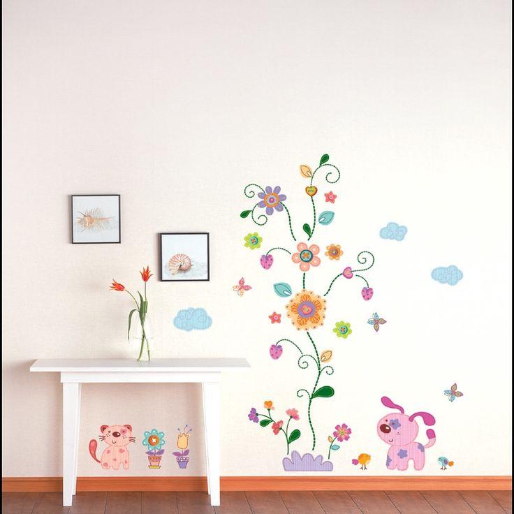 25 best Galerie Stickers Animaux / Wall Decals Animals Gallery ...