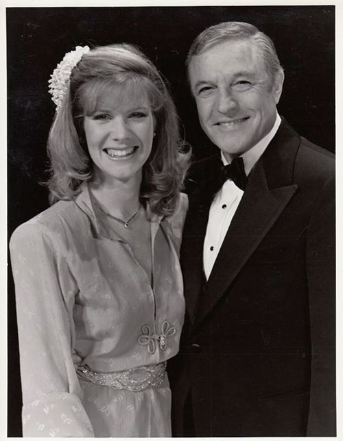 Still looking suave at age 70 (with Debby Boone, for Opryland, Night of Stars and Future Stars, 1981). http://on.fb.me/17gLipu