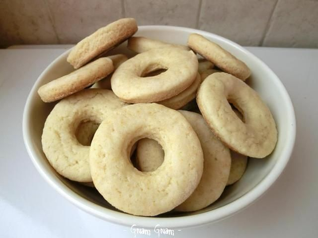 Biscotti senza uova e burro | Ricetta leggera