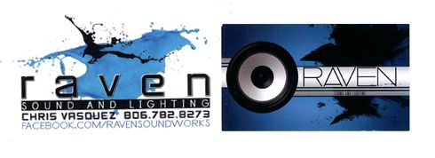 Raven Sound and Lighting DJ Services | (806) 782-8273