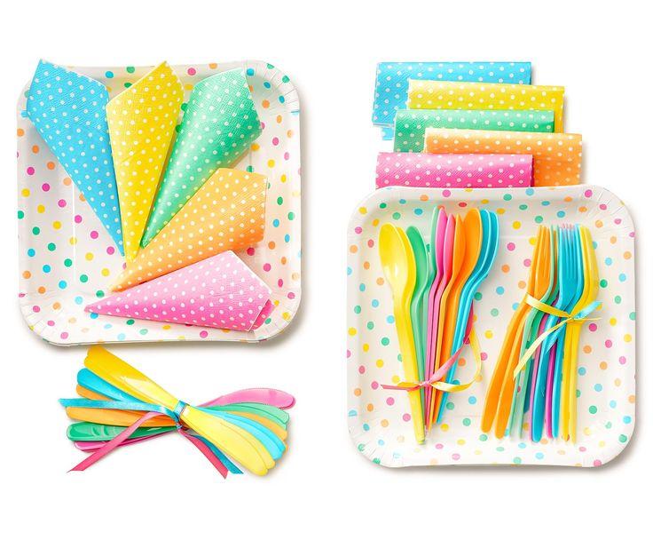 Party-Geschirr online bestellen bei Tchibo 314440