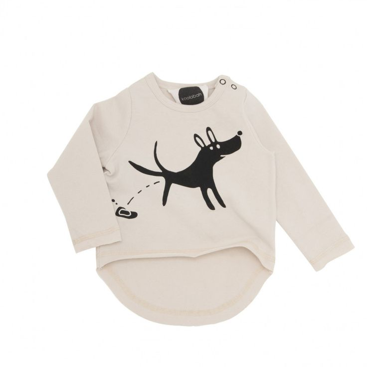 Koolabah οργανική μπλούζα - Stray Dogs